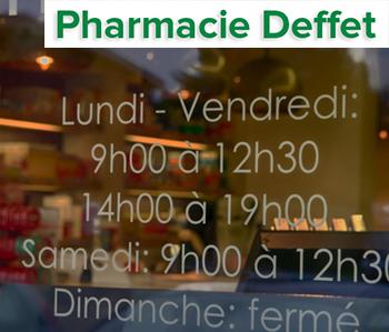 Pharmacie Deffet - Pharmacie