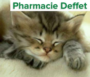 Pharmacie Deffet - Produits vétérinaires